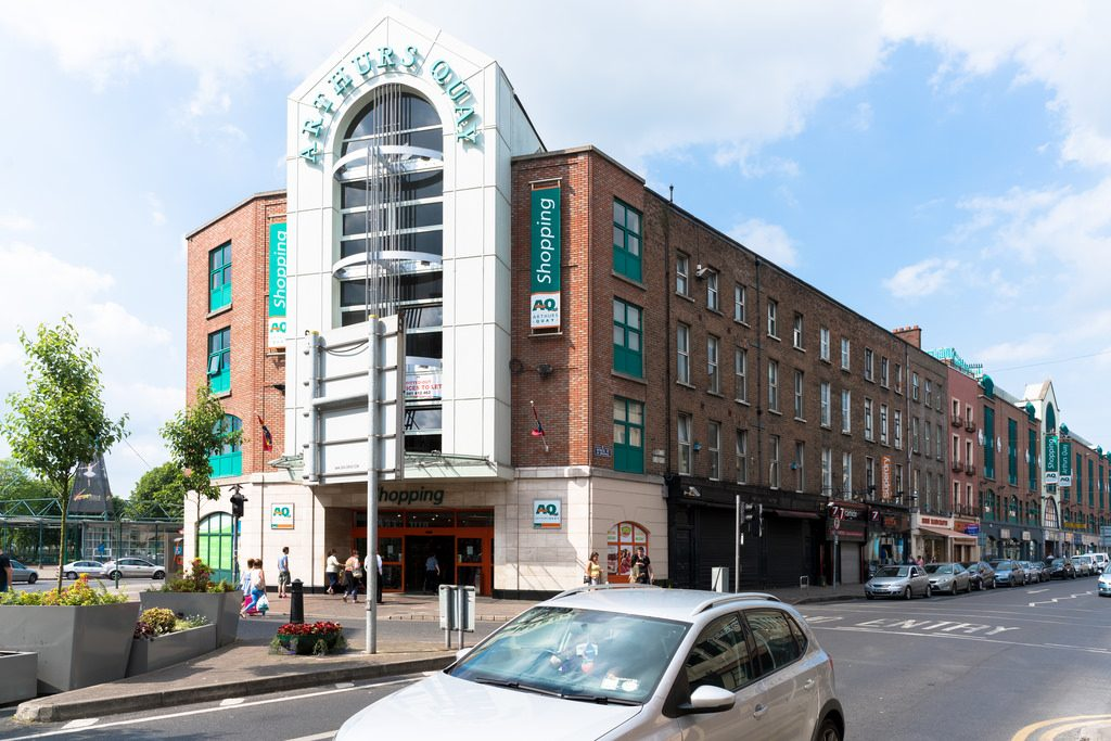 Arthurs Quay Shopping Centre, Limerick