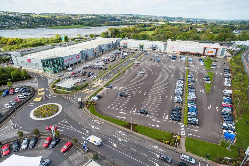 Mahon Point Retail Park, Cork City