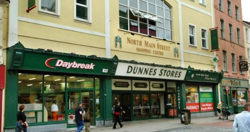 North Main Street Shopping Centre, Cork City